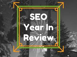SEO Year in Review