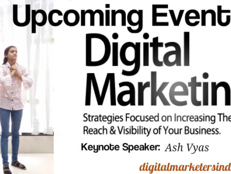 Our Director Is A Keynote Speaker In An Event: Digital Marketing for Business Growth