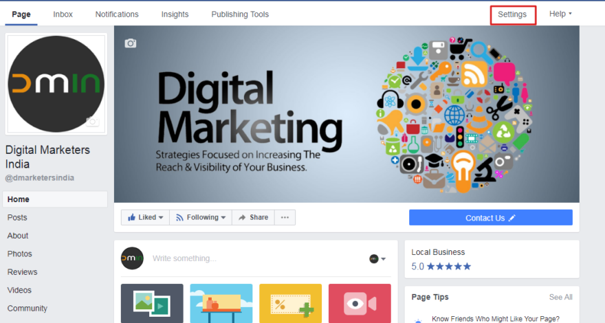 User Guide: How To Connect/ Disconnect Facebook Page With