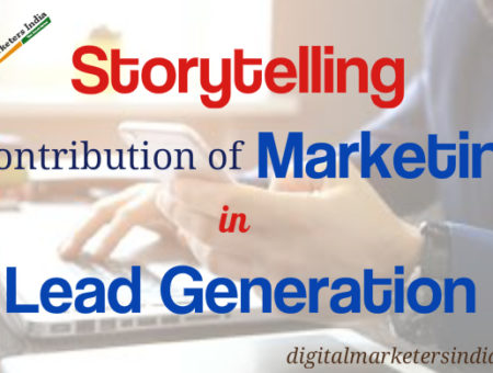How Different Marketing Activities Contribute In Massive Lead Generation?