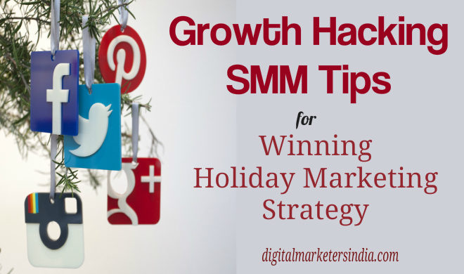 SMM tips for holidays - Digital Marketers India