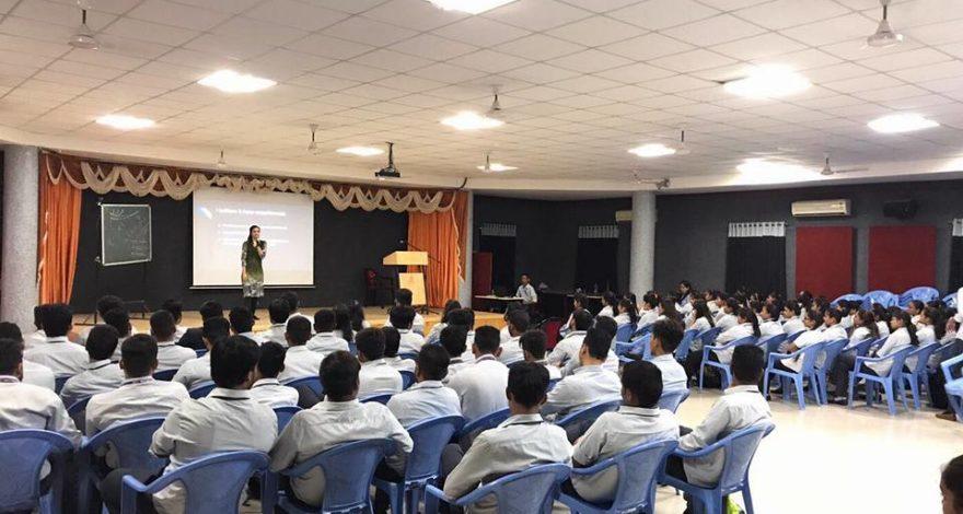 Seminar in University - Ash Vyas