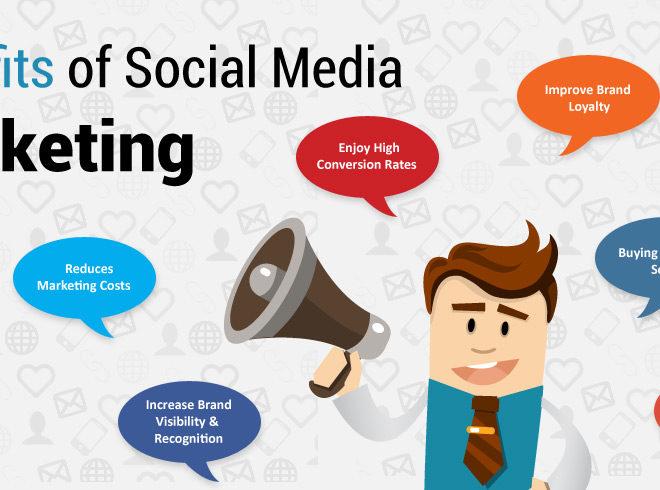 Top Social Media Marketing Benefits